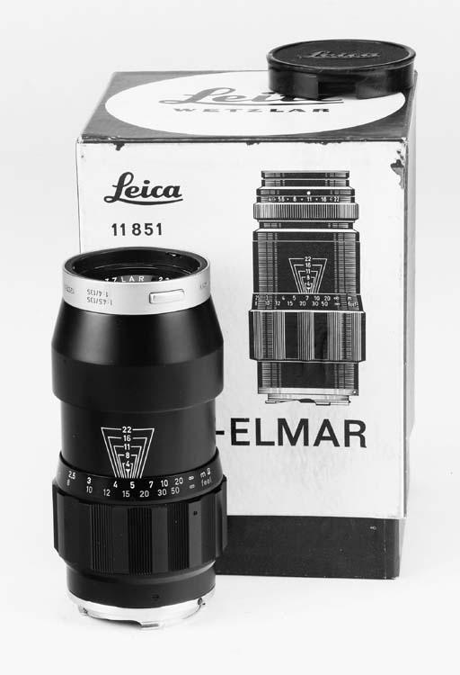 Tele-Elmar f/4 135mm. no. 2382