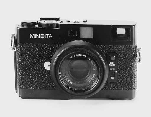 Minolta CLE no. 1005662
