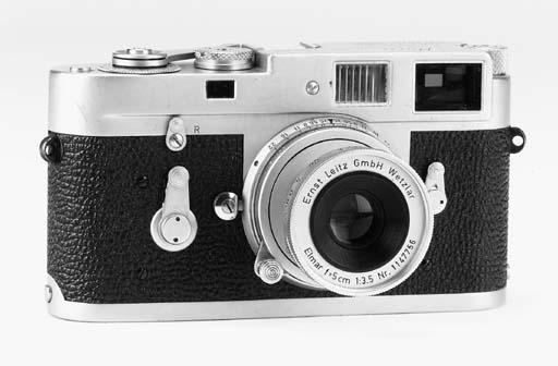 Leica M2 no. 1053156