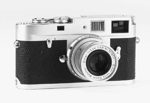 Leica M2 no. 975709