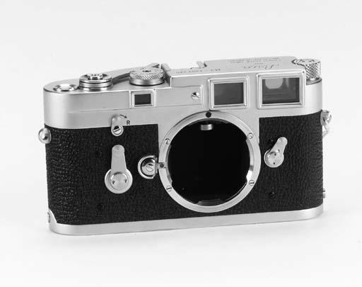Leica M3 no. 1007125
