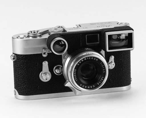Leica M3 no. 1026438