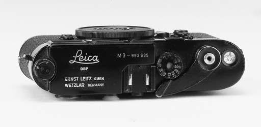 Leica M3 no. 993635