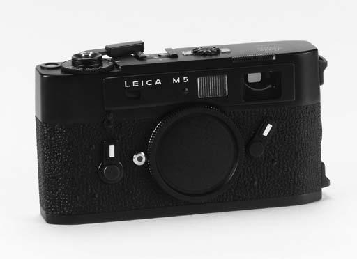 Leica M5 no. 1347752