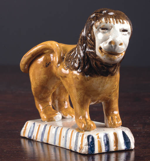 A Pratt type model of a lion