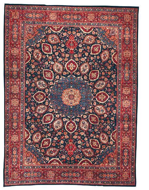 A fine North East Carpet