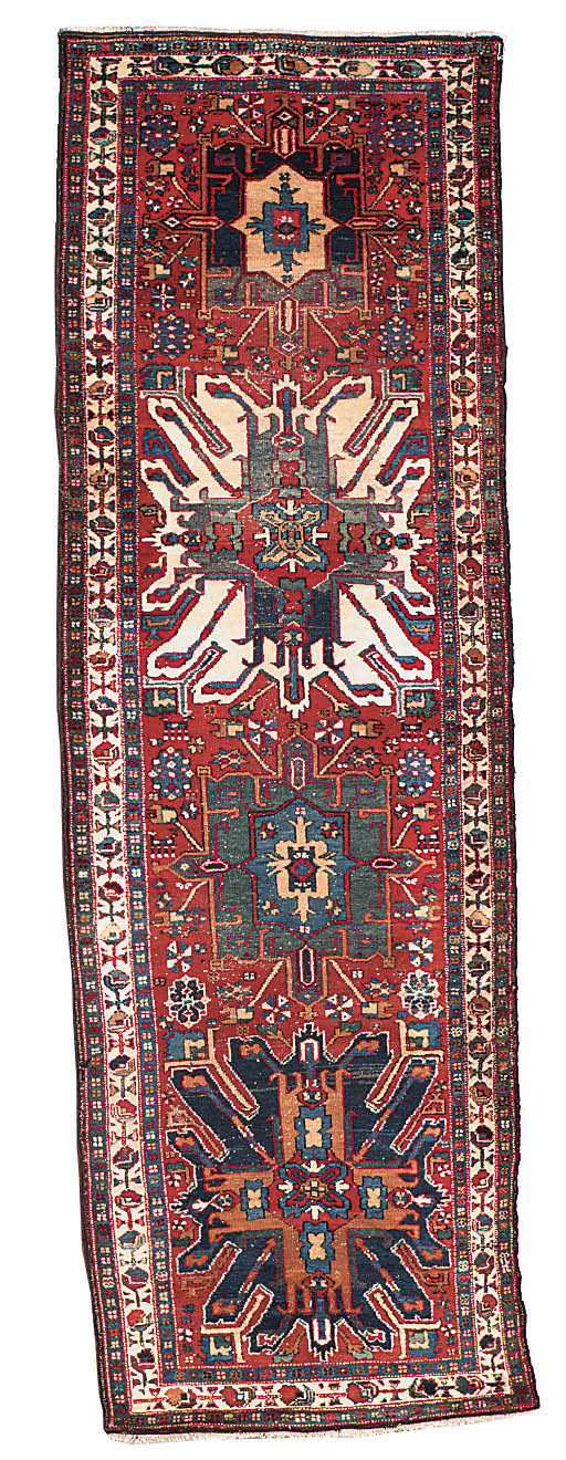 A Karaja runner, North-West Pe