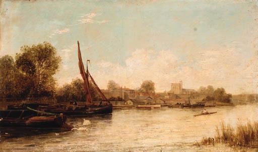 Arthur Gordon, circa 1891