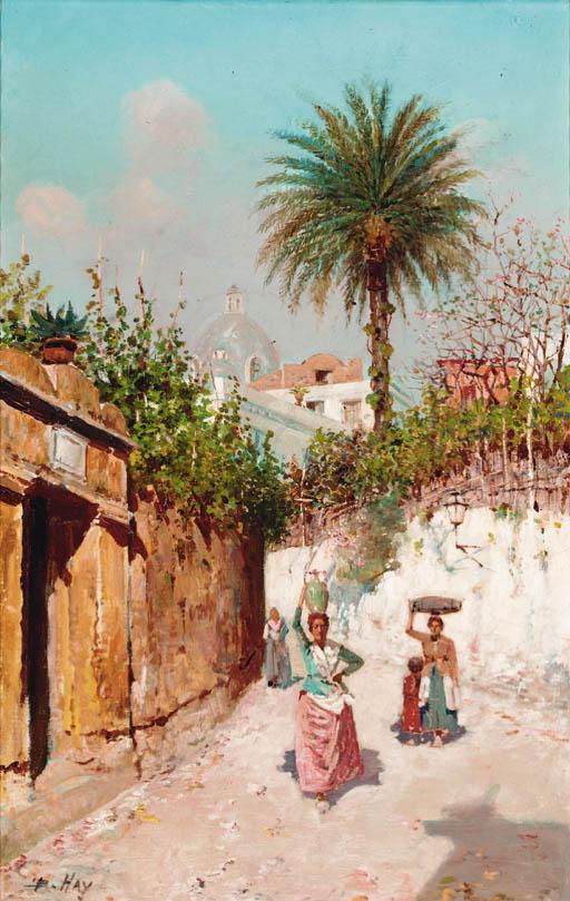 BERNARD HAY (B.1864)