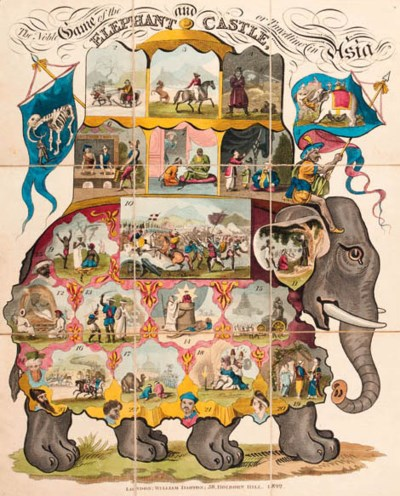 The Noble Game of the Elephant