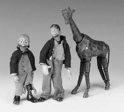 Bucherer Saba toys: