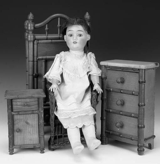 A Max Handwerck child doll