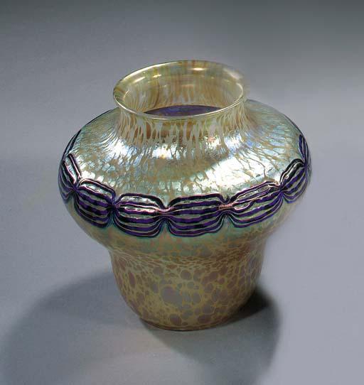 A Loetz vase