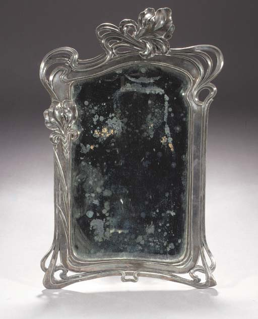 An Argentor Art Nouveau silver