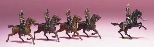 Britains Set 13 3rd Hussars