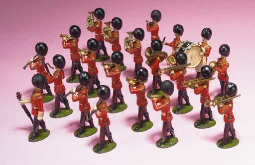 Britains Set 37 Military Band