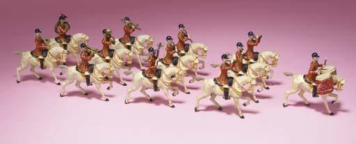 Britains Set 101 Mounted Band
