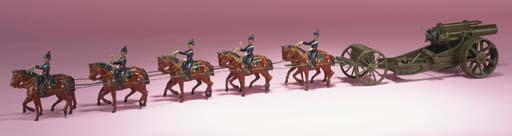 Britains rare Set 211 18in. He