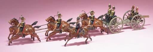 Britains Set 39 Royal Horse Ar