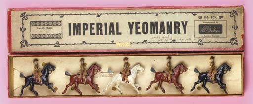 Britains Set 105 Imperial Yeom