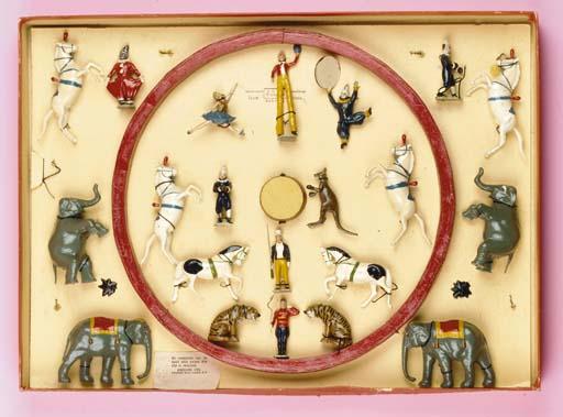 Britains Set 1539 Mammoth Circ