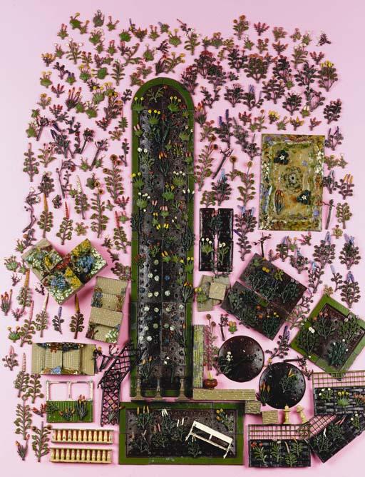 Britains Miniature Gardening