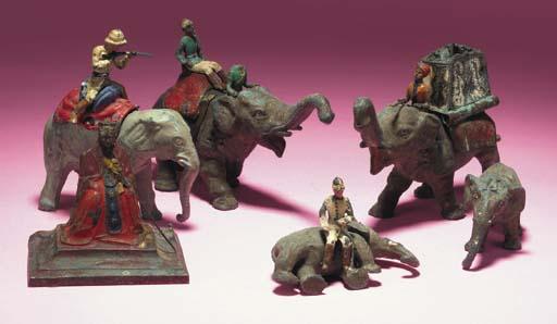Heyde Elephants