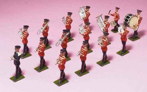 Britains Salvation Army Band