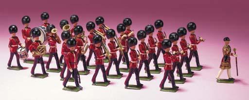 Britains Set 2113 Full Militar