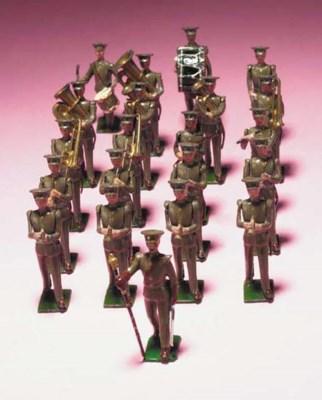 Britains Set 1302 U.S.A. Full