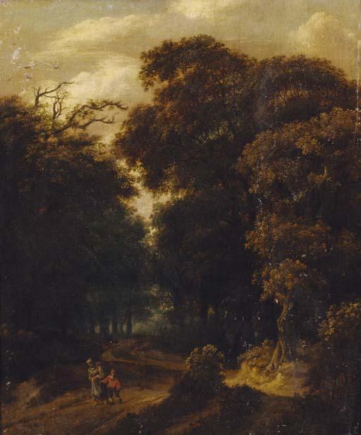 Salomon Rombouts (active 1652-60, d. before 1702)