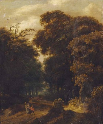 Salomon Rombouts (active 1652-