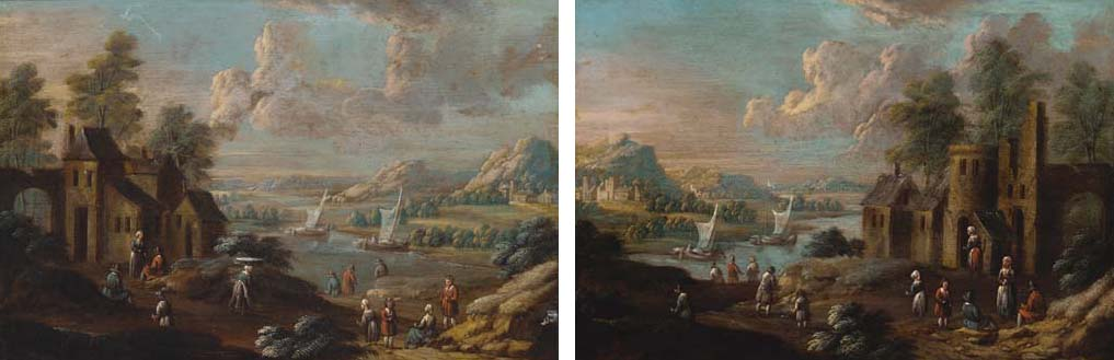 Marc Baets, 18th Century