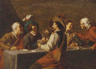 After Theodoor Rombouts