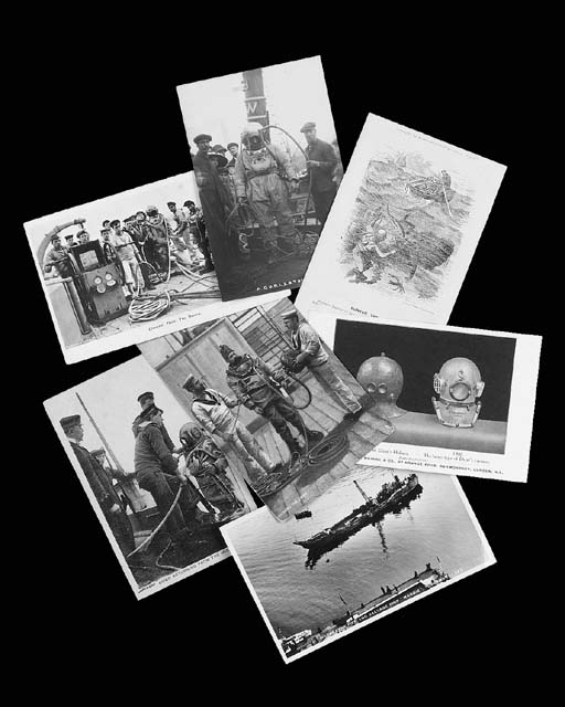 A collection of historic divin