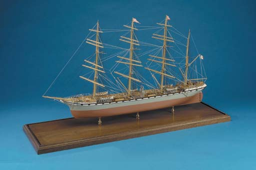 A well detailed display model
