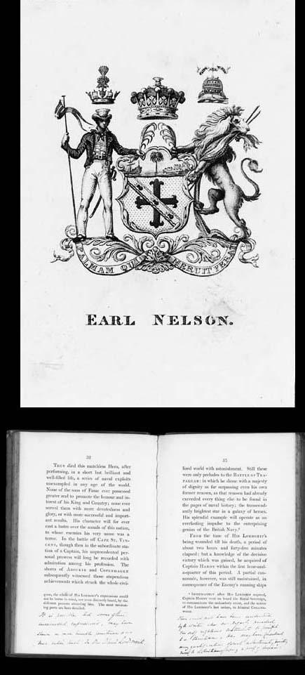 A first edition of Beatty's De