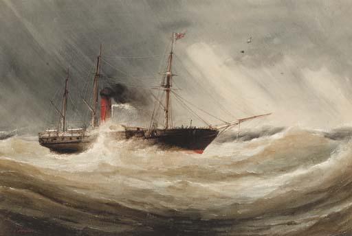 Charles Taylor, Jun. (fl.1841-