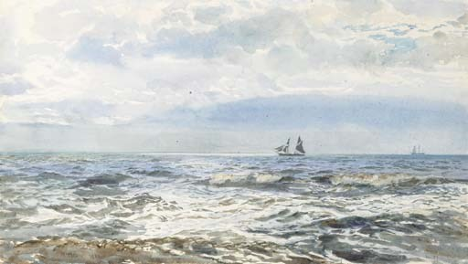Henry Moore, R.A. (1831-1895)