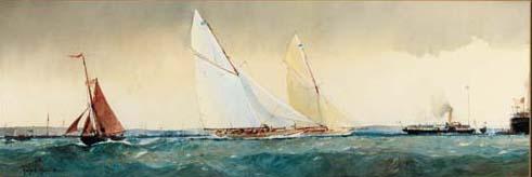 Martyn R. Mackrill (b.1961)