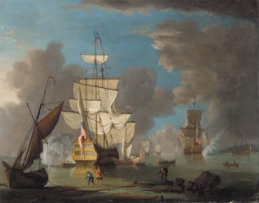 T. Leemans (c.1720)