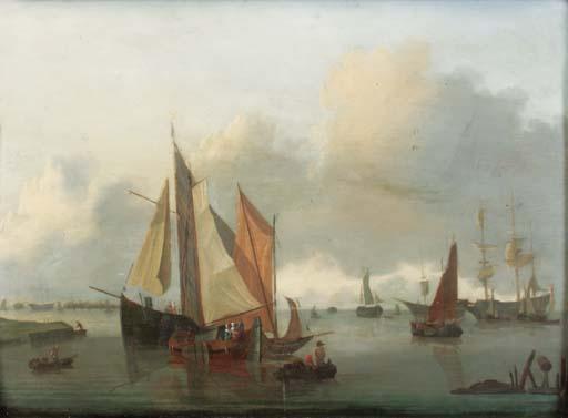 Follower of William van der Ve