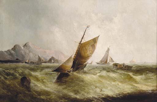 George Knight (fl.1875)