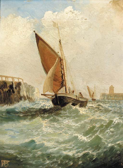 William Broome of Ramsgate, la