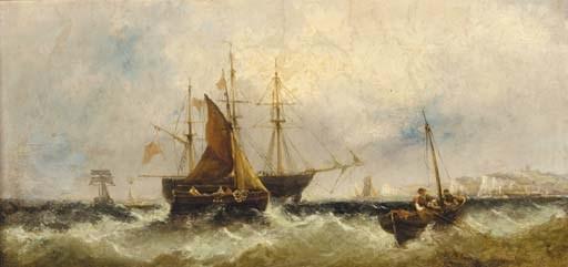 E. Wall?, 19th Century