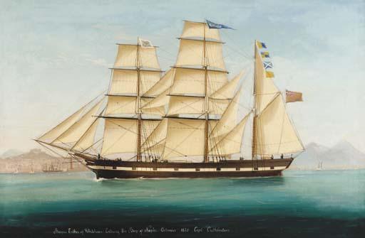 Tomasso de Simone (fl.1855-185