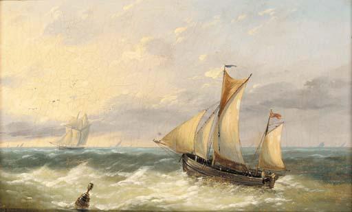 Louis Verboeckhoven (1802-1889
