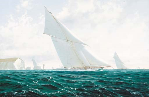 Michael J. Whitehand (b.1941)
