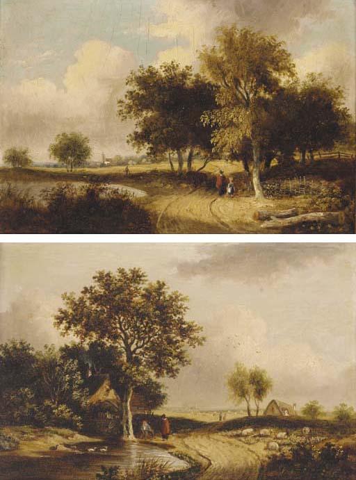 Samuel David Colkett (1800-186