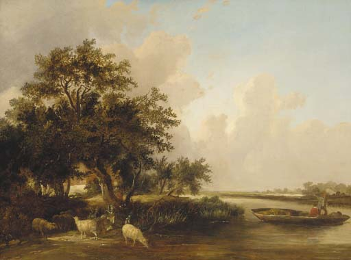 Attributed to Edward Charles W